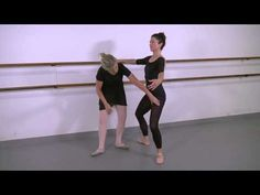 Start from the Beginning: Adult Ballet Basic Workshop - YouTube
