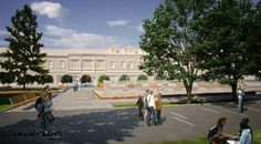 #poprad 's main #square by Architekti on:off #architecture www.onoff.sk