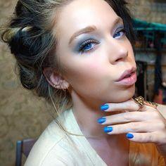 Bunny Meyer!! Her makeup always looks phenomenal!