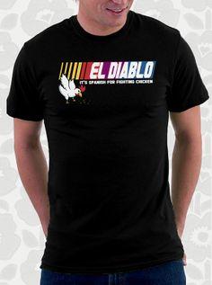 Ricky Bobby Talladega Nights Racing Car Tshirt by FishbiscuitDesigns