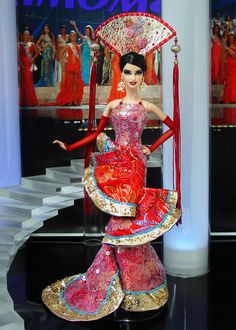 Ninimomo Miss Hong Kong-2014 Italian Doll Convention Charity Auction on eBay