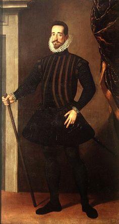 Conti di Panico: Pedro de Medici, bisnieto de Giovanni di Medici, c...