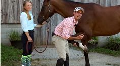8 Different Horse Stretches | TheDigitalHorse. Pin now, learn later!