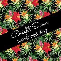 Patterned Vinyl & HTV - Hawaii 01 - Small Best Settings, Craft Cutter, Patterned Vinyl, Sheet Sizes, Outdoor Life, All Brands, Heat Transfer Vinyl, Adhesive Vinyl, Hawaii