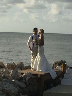 Together Forever #TrueLove #Marriage #Newlyweds #Congratulations #Rocks #FaroBlancoResort #Wedding