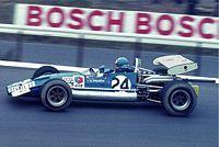 Informações pessoais Nome completoPatrick André Eugène Joseph Depailler NacionalidadeFrança Francês Nascimento9 de agosto de 1944 Clermont-Ferrand Morte1 de agosto de 1980 (35 anos) Hockenheim Registros na Fórmula 1 Temporadas1972, 1974-1980 Equipes3 (Tyrrell, Ligier e Alfa Romeo) GPs disputados123 Títulos0 (4º em 1976) Vitórias2 Pódios19 Pontos141 (139)1 Pole positions1 Voltas mais rápidas4 Primeiro GPFrança GP da França de 1972 Primeira vitóriaMónaco GP de Mônaco de 1978 Última