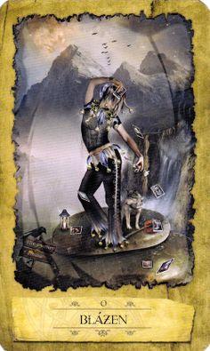 The Fool - Mystic Dreamer Tarot