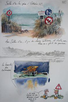 Une bretagne par les contours/ Sables-d'or-les-pins - Le blog de yal