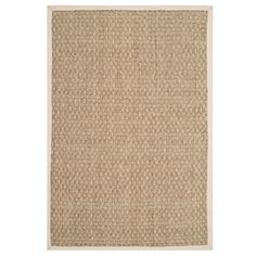 Alcott Hill Catherine Hand-Woven Natural Area Rug & Reviews   Wayfair $212