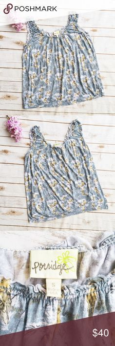 """❤️LAST CHANCE❤️Anthropologie """"Porridge"""" Blouse ★ EUC ★ Measurements available upon request ★ Reasonable Offers Accepted ★ Brand is Porridge-made for Anthropologie  ★ No Trades ★ No Modeling (BPUL) Anthropologie Tops Blouses"""