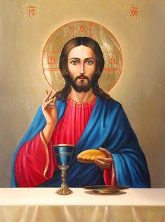 Christian Drawings, Christian Images, Christian Art, Catholic Art, Catholic Saints, Religious Icons, Religious Art, Christus Pantokrator, Jesus Is Risen