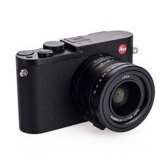 Leica Q (Typ 116), black anodized - Leica Store Miami