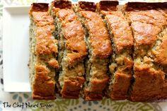 Oatmeal Banana Bread | The Chef Next Door