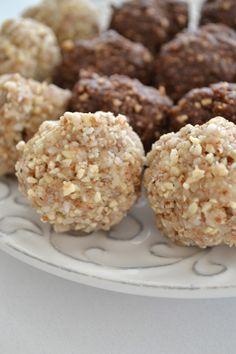 Raw Macaroon Cookies - grain free, gluten-free, sugar-free, dairy-free, soy-free, peanut-free & amazing!!!!
