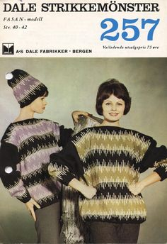 Dale 257 Embroidery Patterns, Knitting Patterns, Norwegian Knitting, Hand Knitted Sweaters, Tapestry Weaving, Halloween Fun, Color Combinations, Hand Knitting, Knitwear
