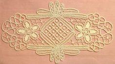 """Résultat de recherche d'images pour """"Romanian Point Lace (Macramé Crochet Lace)"""""""