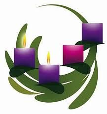 second sunday of advent candles clipart - Google Search