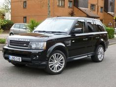 2007 Land Rover Range Rover Sport 2.7 TDV6 HSE (Entertainment pack) | £22,995