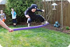 : Ninjago Birthday Party! Games