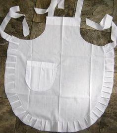 Alice in Wonderland Fancy Dress Costume Apron All Sizes See Store for Ideas | eBay