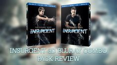 REVIEW: Insurgent 3D Blu-ray Combo Pack