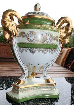 R C Louis Seize Bavaria. Floral Theme, Vase, Old Ones, Bavaria, Artist, Diy, Home Decor, Aries, Decoration Home