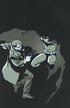 The Batman, Frank Miller