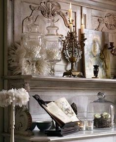 Eye For Design: Decorating Under Glass With Cloches And Domes