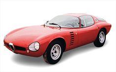 italian car designs 1964 alfa romeo giulia canguro