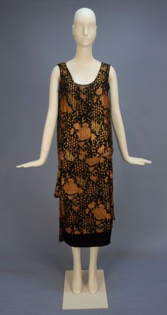 Dress Edward Molyneux, 1920s