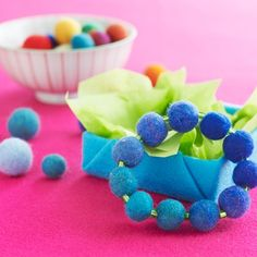 Roly-poly Beads | Crafts |
