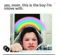 Mom: Okay then..............  Me: XD