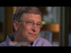 Bill Gates & Steve Jobs We grew up together - 60 Minutes Overtime - YouTube