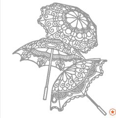 Embroidery Designs at Urban Threads - Delicate Parasols*Steampunk Coloring Pages for Adults - Bing ImagesWhy let the kiddos have all the fun? Find your inner artist with this collection of FREE adult coloring pages. 101 fun choices, you can color you Coloring Book Pages, Coloring Sheets, Monogramm Alphabet, Buch Design, Parchment Craft, Digi Stamps, Printable Coloring, Embroidery Patterns, Paper Embroidery