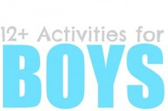 12+ {Crazy Fun} Boy Activities --paper plate marble track; Dixie cup, Ping-Pong ball shooter.