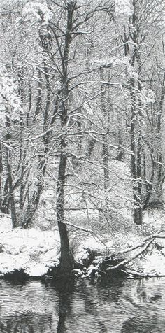December Snow - West Gallery
