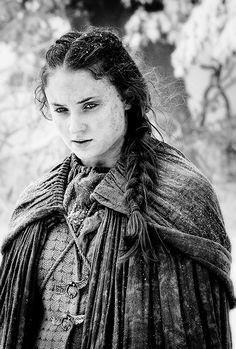 ♕ Sansa Stark in Game of Thrones Season 6
