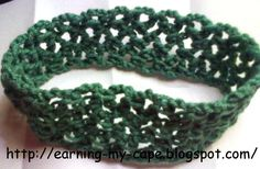i can crochet. i can make this headband. only problem, i'm not anything for reading crochet paterns...