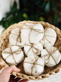 Sada bambusových tamponků mini 7 cm 10 ks Zero waste Bezodpadová domácnost Bez odpadu Zero Waste, Stuffed Mushrooms, Vegetables, Mini, Food, Stuff Mushrooms, Essen, Vegetable Recipes, Meals