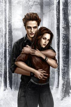 Tumblr Fan Art Edward and Bella