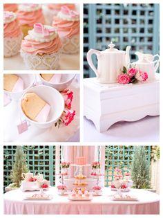 Pink Ribbon Tea Party
