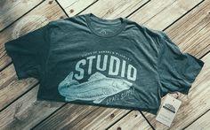 When Skateboarding, Fishing and Badges Collide! | Allan Peters' Blog, shirt, t-shirt, tee, fish, design