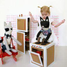 Kitschy Kid Kitchen
