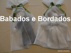 Babados & Bordados: Príncipe e Princesa