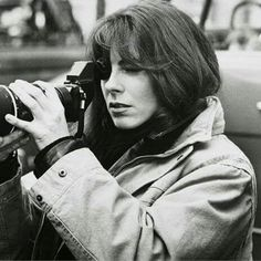 Kathryn Bigelow (1951–) is an American film director, film producer, screenwriter and television director. Her films include Near Dark (1987), Point Break (1991), Strange Days (1995), The Weight of Water (2000), K-19: The Widowmaker (2002), The Hurt Locker (2008), and Zero Dark Thirty (2012). With The Hurt Locker, Bigelow became the first woman to win the Academy Award for Best Director.