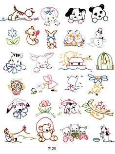 761 Best Embroidery images in 2019 | Embroidery, Embroidery patterns