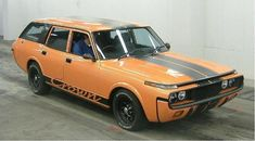Toyota Crown Station Wagon