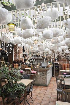 Pracownia Ładnie // 2015 Chandelier, Ceiling Lights, Table Decorations, Lighting, Furniture, Home Decor, Candelabra, Decoration Home, Room Decor