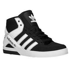 Mens Adidas Originals Hard Court Block Sneakers, New Black / White Adidas Shoes, Adidas Men, Me Too Shoes, Men's Shoes, Osiris Shoes, Play Shoes, Adidas High Tops, High Heel Sneakers, Fresh Shoes