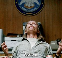 34 Ways You're Never Going To Be As Cool As Rust Cohle